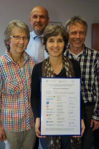 Hospiz- und Palliativ-Versorgungsnetzwerke in Bayern: Gesundheitliche Versorgungsplanung wird Realität