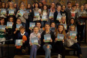 Buchpräsentation: Geistreiche Geschichten von Kindern