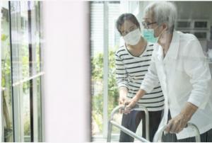 Ausnahme vom Besuchsverbot nach § 3 BayIfSMV zur Begleitung Sterbender